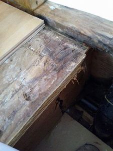 Water Damage Restoration Flooring Repair