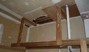 Restoration Of Closet After Mold Removal