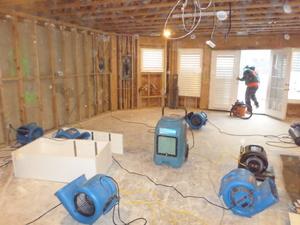 911 Restoration - commercial - San jose